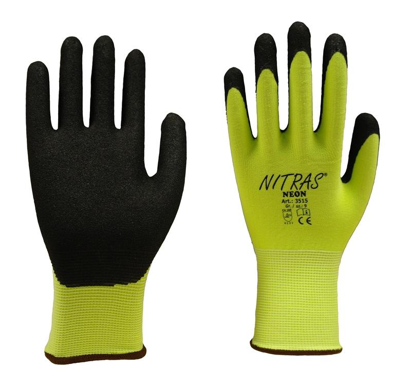 Nitril Handschuhe in gelb kaufen