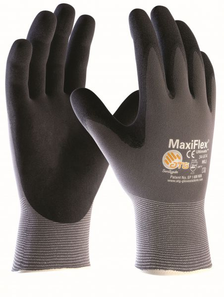 MAXIFLEX ULTIMATE - Nylon, schwarz