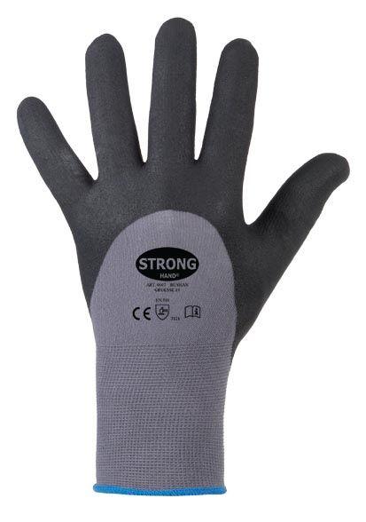 Nitril Arbeitshandschuhe Bushan Stronghand