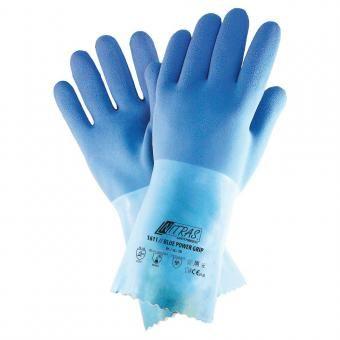 1611 Blue Power Grip