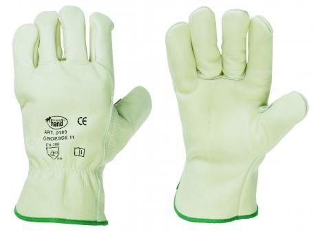 Rindnappaleder-Handschuhe SPA-DRIVER (Winter)