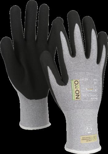 OX-ON Recycle Comfort 16300 Nitrilschaum gesandet