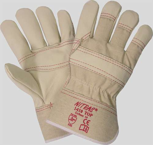 Nitras® 1410Top Polsterlederhandschuh
