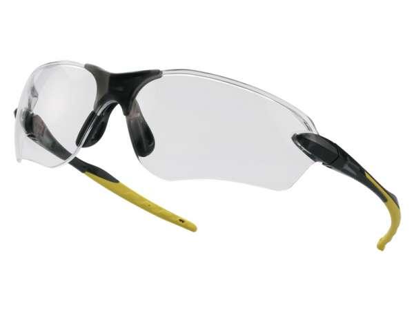 Schutzbrille Flex - klar & grau
