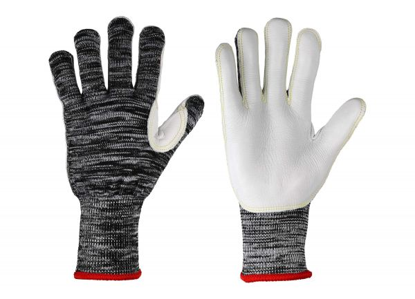 Leder Schnittschutzhandschuhe 1307 Protect Pro