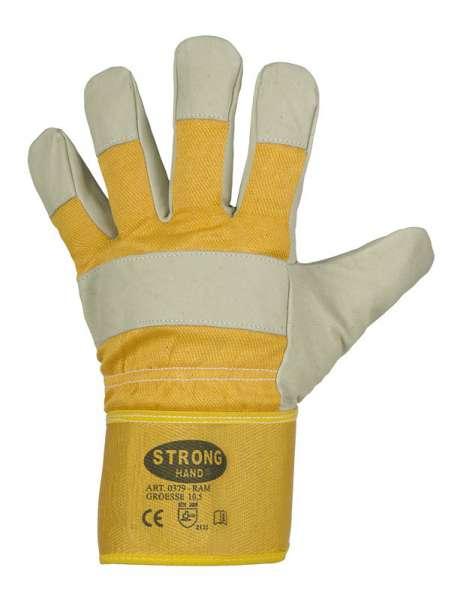 Schweisvolleder-Handschuhe RAM (Winter)