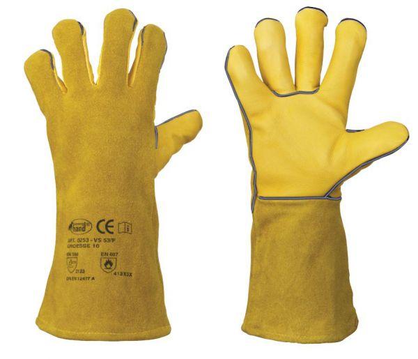 Rindleder-Handschuhe für Schweißer VS 53/F