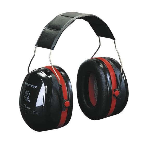 Kapselgehörschutz Peltor® Optime III 4124