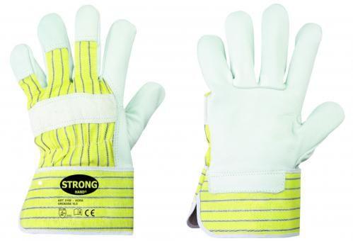 Rind-Vollleder-Handschuhe AGRA